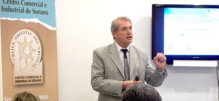 Conferencia en Soriano con el BPS – Representación Empresarial